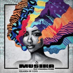 Yolanda Be Cool Feat. Kwanzaa Posse - Musika - Artwork