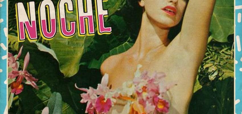 Yolanda Be Cool & Massivedrum - Hacia La Noche [Remixes] - Artwork